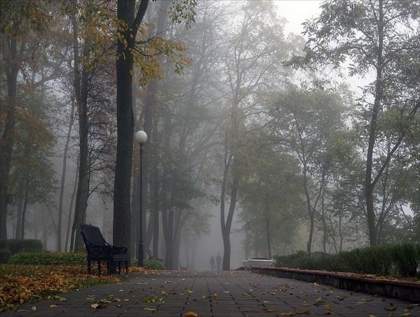 Сильный ветер и ледяной дождь на протяжение дня ждут Ставрополь 31 октября