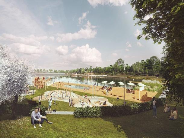 Власти Ставрополя планируют благоустроить Комсомольское озеро