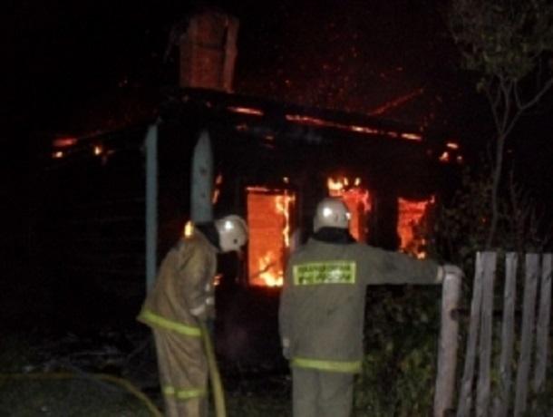 Неизвестный мужчина погиб в страшном пожаре на Ставрополье