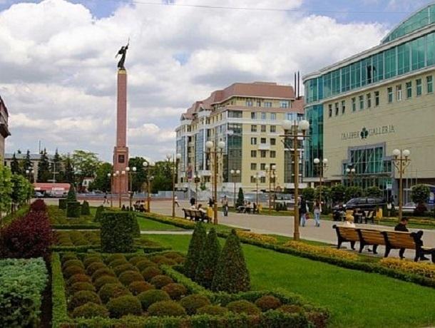 Разноцветная арка, трон из книг и гигантские сердца появятся в Ставрополе