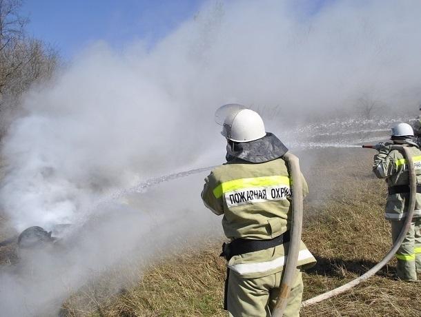 Были названы имена лучших ставропольских пожарных в 2017 году
