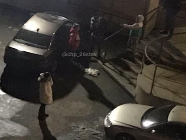 Второй человек выпал из окна в ЖК «Шоколад» в Ставрополе за два дня