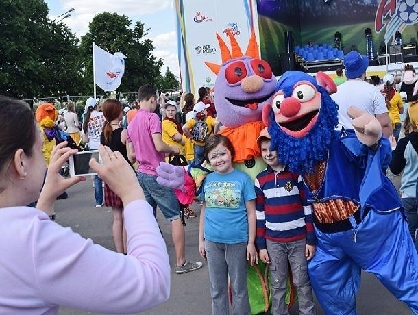 Ростовыми куклами и гигантскими мыльными пузырями порадуют малышей на День защиты детей в Ставрополе