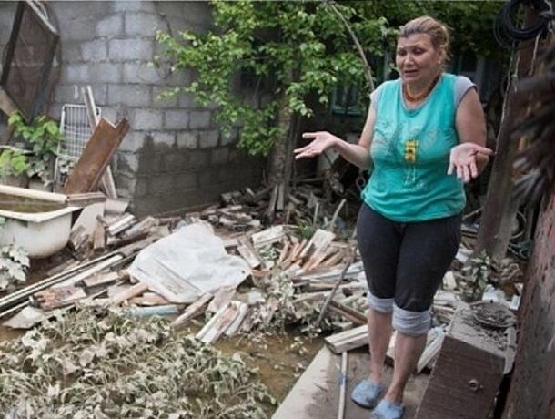 50 ставропольских семей ждут получения денег за испорченное наводнением жилье