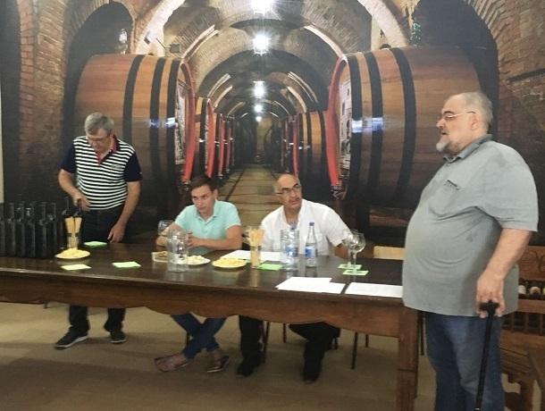 Виноделы Ставрополья собрались на совещание в одном из районов края