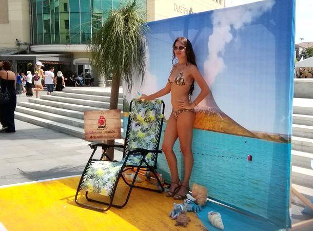 «Если бы не возле фонтанов, было бы невыносимо», - ставропольцы о фестивале туризма