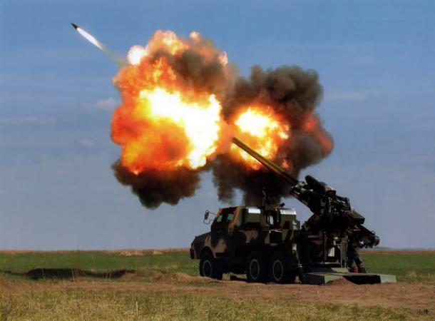 ВСтаврополе 7мая будет дан пробный залп изартиллерийских орудий