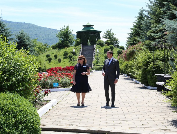 ВТБ финансирует строительство SPA-комплекса на Кавказских Минеральных Водах