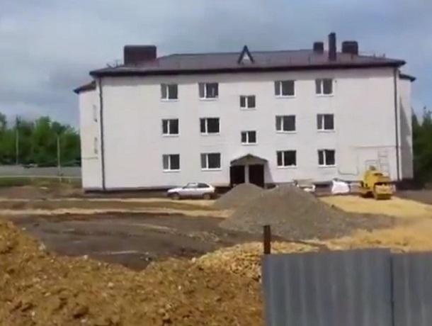 Главный архитектор Грачёвского района подозревается вхалатности