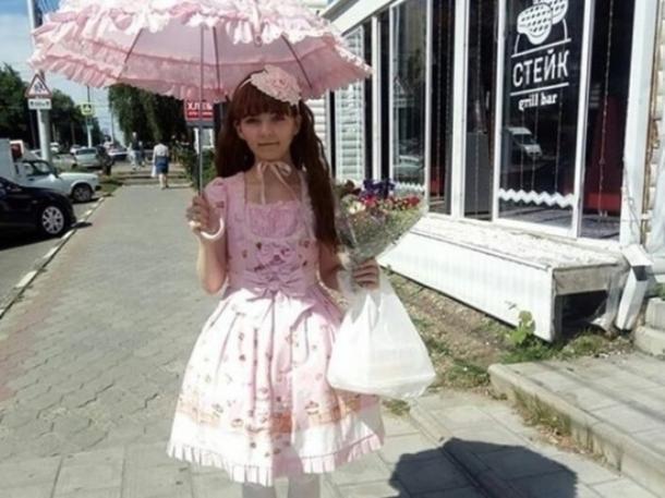 По Ставрополю прогуливалась японская «лолита»