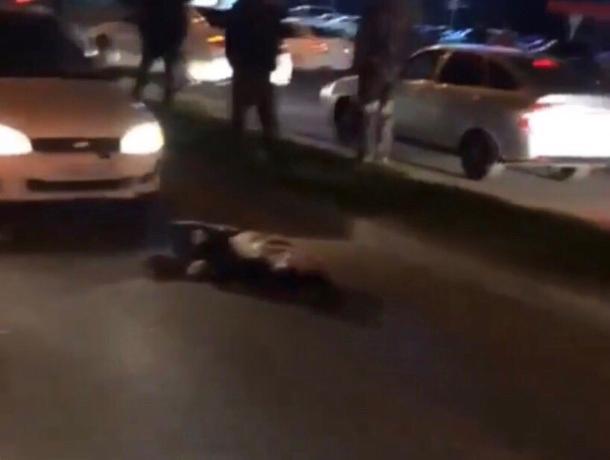 В юго-западном районе Ставрополя водитель сбил насмерть пешехода