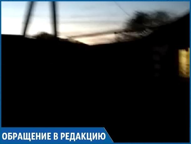 «Администрация уже год не может заменить лампочки в фонарях», - жительница Татарки