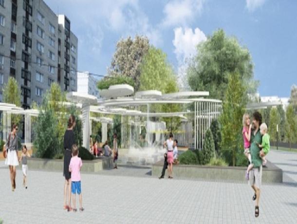 В Ставрополе появится новый «сухой» фонтан в сквере на 50 лет ВЛКСМ