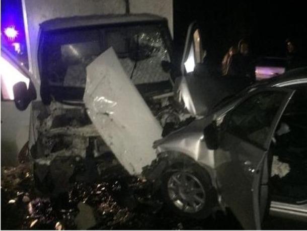 Один человек умер идвое ранены вДТП натрассе «Кавказ»