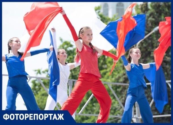 Ставропольчане активно празднуют День России