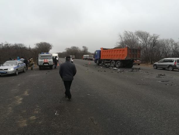 В результате ДТП на Ставрополье трое погибли и двое в реанимации