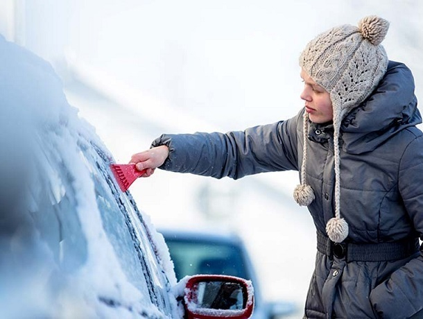 Как разморозить авто и другие зимние «фишки» от ставропольского водителя