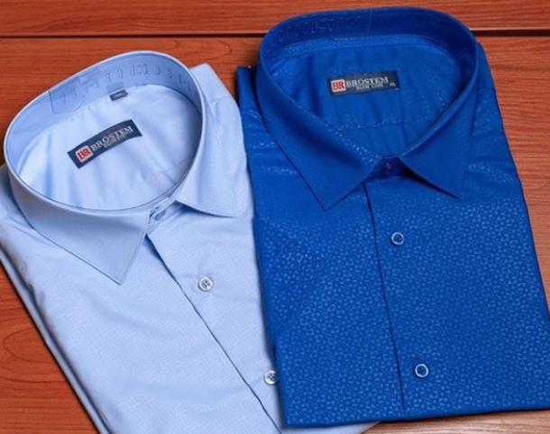 История рубашек не требующих глажки