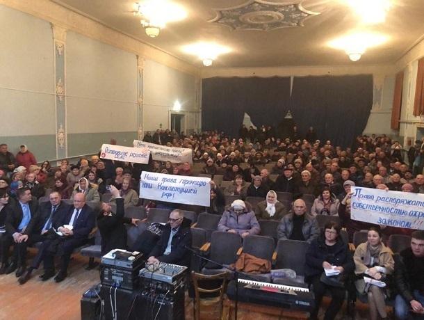 «Мы не рабы, дайте нам самим управлять своей землей»: ставропольские крестьяне «воюют»  с арендатором