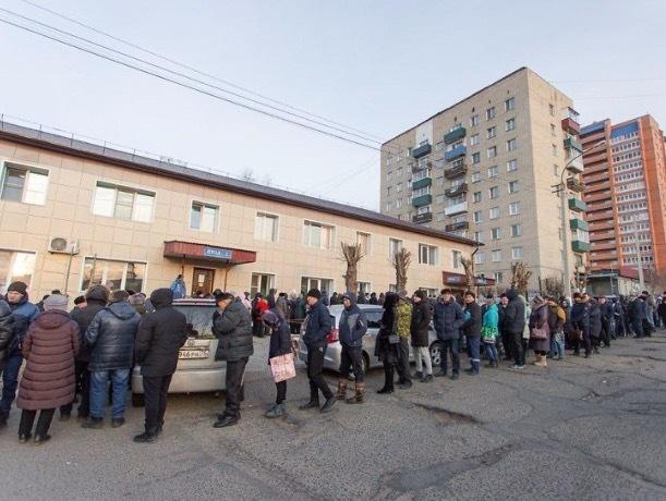 Ставропольцы зря отстояли очереди за медсправками на права по старой цене