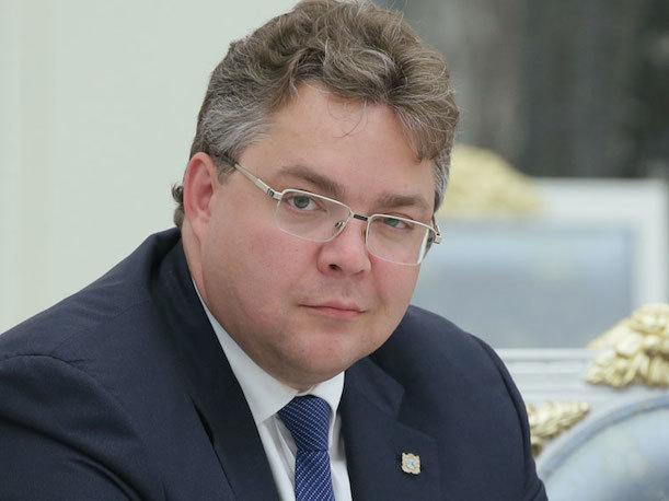 В рейтинге глав субъектов РФ губернатор Владимиров занял 49 место