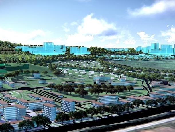 Воздушным замком оказался «город здоровья», который обещали построить на Ставрополье