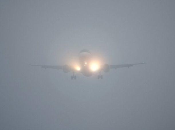 Самолет из Стамбула из-за плохой погоды не смог приземлиться в Ставрополе