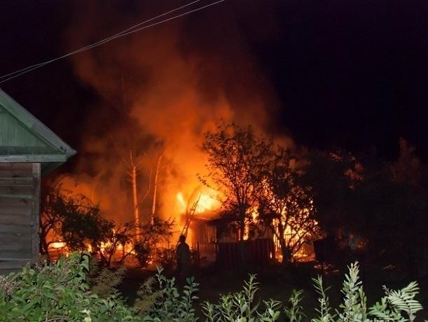 Несколько человек пострадали встрашном пожаре наСтаврополье