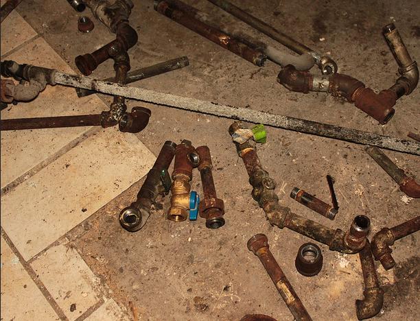 Из-за самоуправства соседей два дома в Ставрополе остались без газа