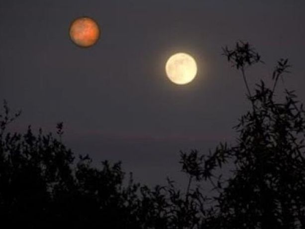 Две «кровавых» Луны увидят на небе жители Ставрополья