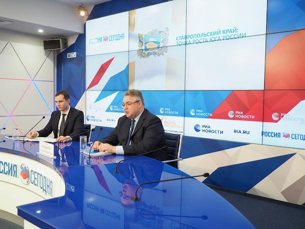 «Владимир Владимирович сориентирует», — губернатор Ставрополья сослался на президента в вопросе строительства химзавода