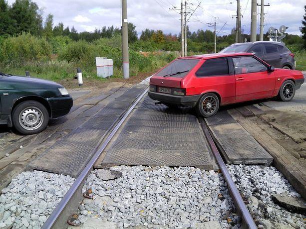 20 тысяч штрафа за «утопленные» рельсы на переезде получил начальник железной дороги на Ставрополье