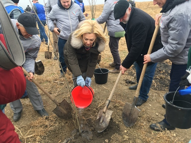 Ставропольская свалка превращается в активную зону отдыха