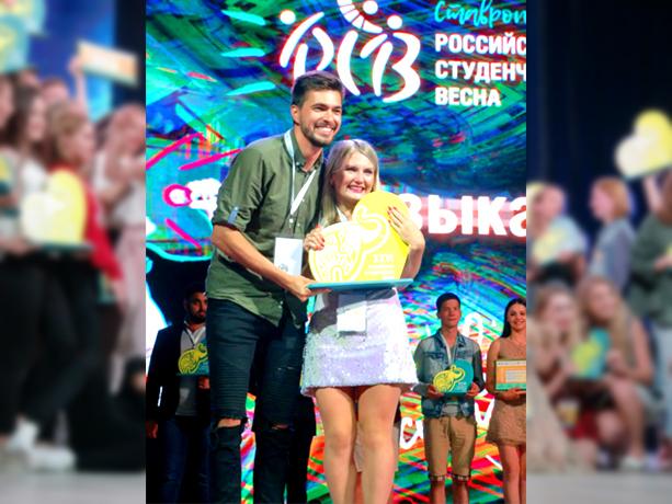 Ставропольские триумфаторы «Студенческой весны»: кто стал гордостью фестиваля