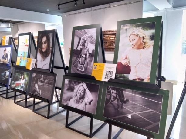 В «Гармонии» пройдет фотовыставка «Диалог равенства»