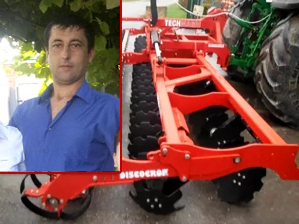 Тракториста разрубил на куски культиватор на Ставрополье