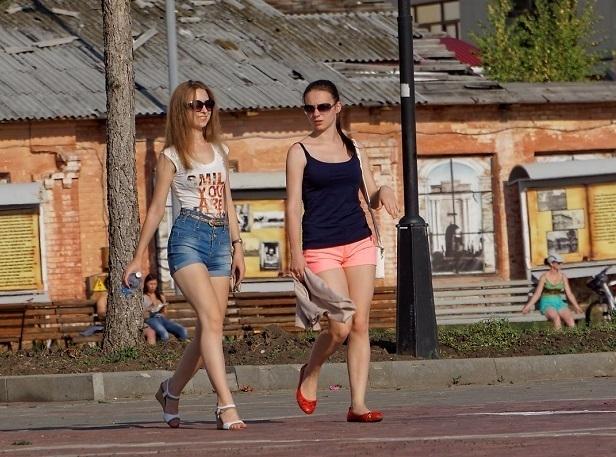 Жаркие и солнечные выходные пообещали ставропольчанам синоптики