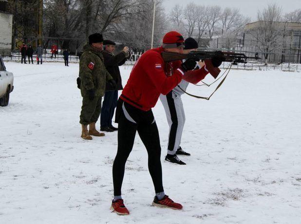 Стрельбу из автоматов Калашникова устроили в Минводах