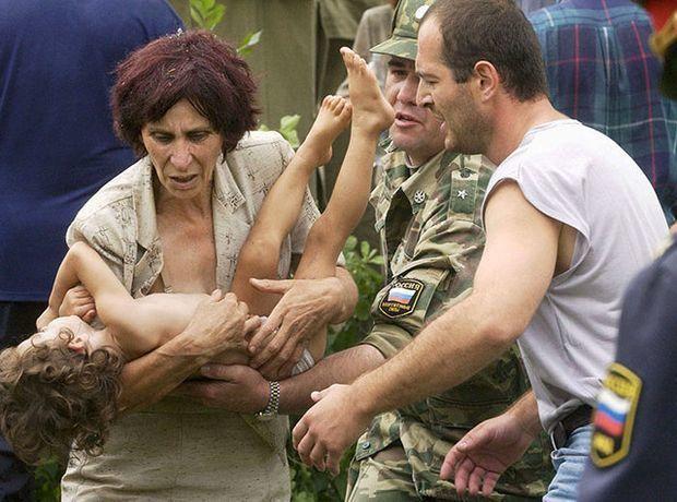 «С годами горе меньше не становится»: спасатель из Ставрополя вспоминает ужас бесланской трагедии