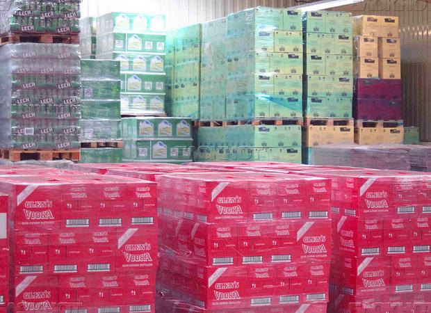 Фуры с контрафактным алкоголем задержали на Ставрополье