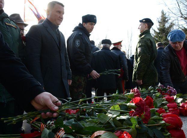 Полевую кухню развернули в Ставрополе в День памяти погибших воинов горячих точек