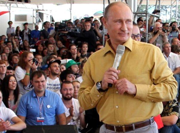 Путина ждут на молодежном форуме «Машук» в Пятигорске