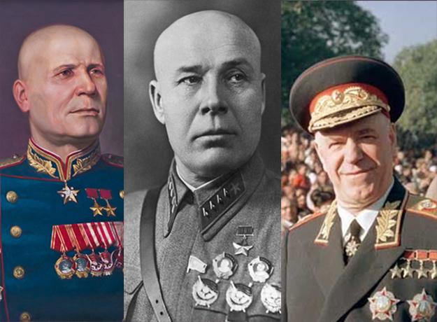 «Ой, забыла!» - помнят ли ставропольцы фамилии маршалов Победы
