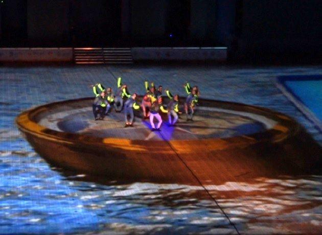Такого Ставрополь не видел никогда: впечатляющее видео открытия «Студвесны»
