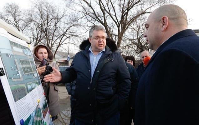 Губернатор Ставрополья посетил Невинномысск с рабочим визитом