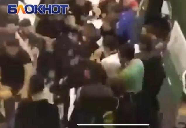 Массовой дракой завершился чемпионат по джиу-джитсу в Пятигорске
