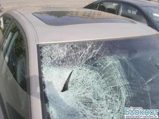 Ставрополец хотел поджечь чужой автомобиль, занявший его парковочное место