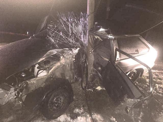Два человека погибли в жуткой аварии с тремя машинами под Ставрополем