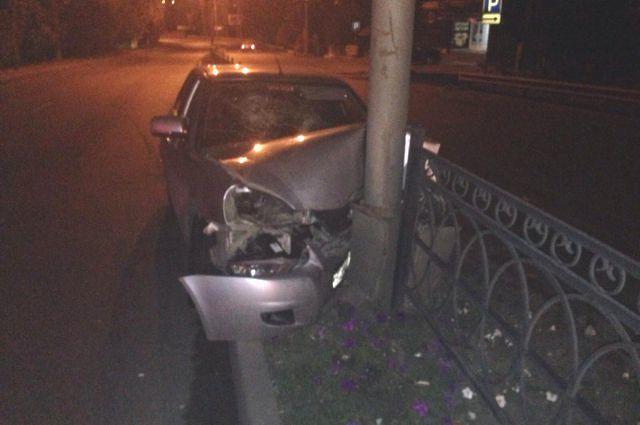 В Пятигорске водитель травмировал двоих человек в День города и скрылся