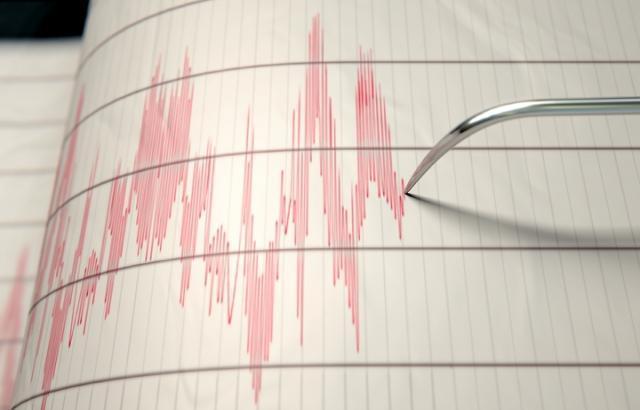 Рано утром в Ставропольском крае произошло землетрясение